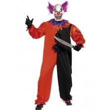 Pánský kostým Klaun halloween