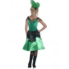 Dámský kostým Saloon girl