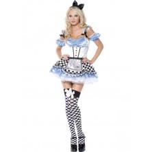 Dámský kostým Sexy Sweet Alice