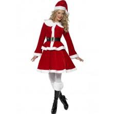 Dámský kostým Miss Santa 1