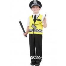 Dětský kostým Policajt