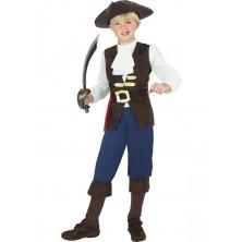 Dětský kostým Pirát Jack