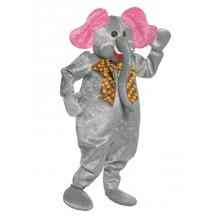 Maskot Slon pro dospělé