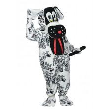 Maskot Dalmatin pro dospělé