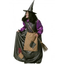 Dámský kostým Stará čarodějnice