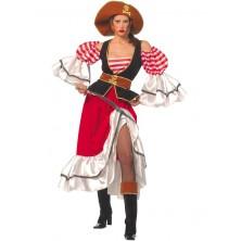 Dámský kostým Korzárka I