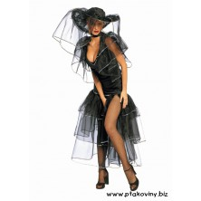Dámský kostým Šťastná vdova