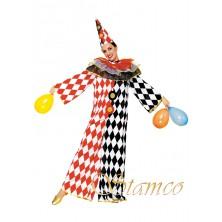 Dámský kostým Klaun I
