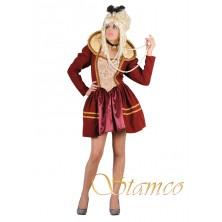 Dámský kostým Královna Elisabeth