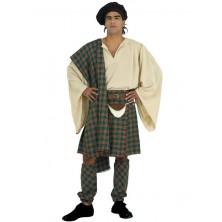Pánský kostým Skot I