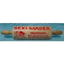 Váleček Sexy masér