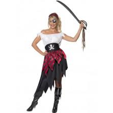 Kostým Pirátská dívka