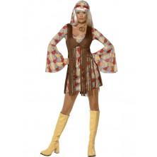 Kostým Hippiesačka