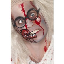 Make up Sada zombie Halloween