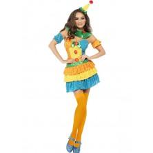 Dámský kostým Sexy klaun II