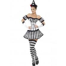 Dámský kostým Sexy klaun I