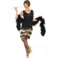 Dámský kostým Fringer flapper