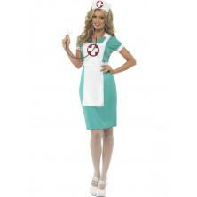 Dámský kostým Zdravotní sestřička I
