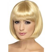 Paruka Partyrama tmavá blond