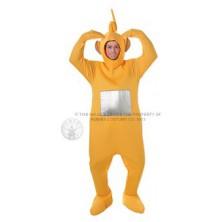 Kostým Laa-Laa Teletubbies