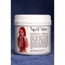 Tekutý latex 500 ml tělová barva