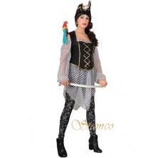 Dámský kostým Pirátka Elizabeth