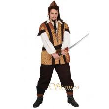 Pánský kostým Samuraj