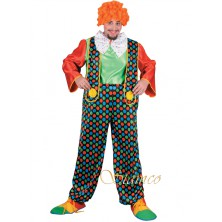 Kostým Klaun Buffone
