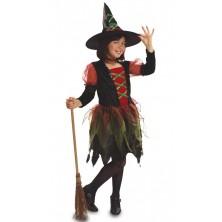 Dětský kostým Čarodějnice 7