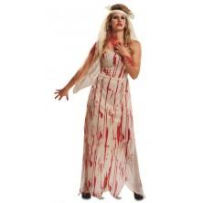 Kostým Zombie nevěsta Halloween
