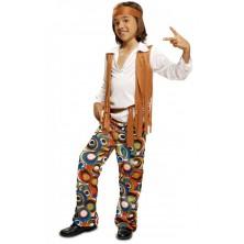 Dětský chlapecký kostým Hippiesák