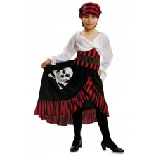 Dětský kostým Pirátka 4