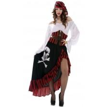 Dámský kostým Pirátka II