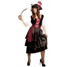 Dámský kostým Pirátka III