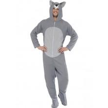 Pánský kostým Vlk