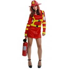 Dámský kostým Požárnice