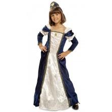 Dětský kostým Středověká lady