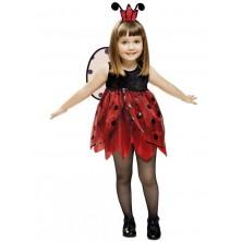 Dětský kostým Víla beruška I