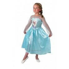 Dětský kostým Princezna Elsa Ledové království I