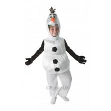 Dětský kostým Sněhulák Olaf Ledové království