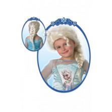 Dětská paruka Princezna Elsa