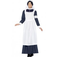 Dámský kostým Válečná zdravotní sestra