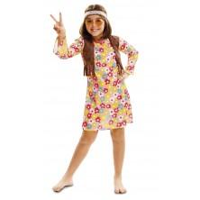 Dívčí kostým Hippiesačka I