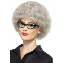 Paruka Granny Perm