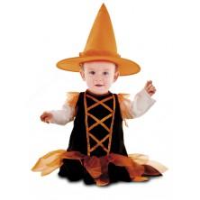 Dětský karnevalový kostým Čarodějnice I