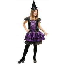 Dětský kostým Čarodějnice 5