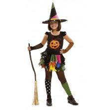 Dětský kostým Čarodějnice II
