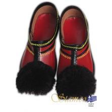 Boty Tsarouchi k řeckému kroji