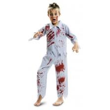 Dětský kostým Náměsíčná zombie Halloween