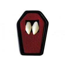 Upíří zuby s lepidlem